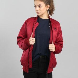 NWT Adidas Mid Bomber Padded Jacket